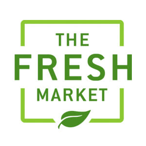 Logo of The Fresh Market, a sponsor of West Alabama Food Bank