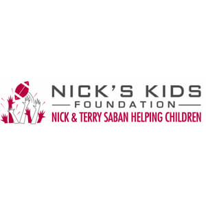 Nick's Kids Foundation logo